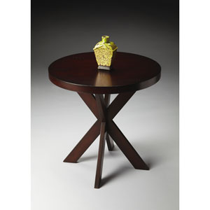 Butler Loft Chocolate Accent Table
