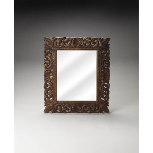 Ferdinand Reclaimed Wood Wall Mirror