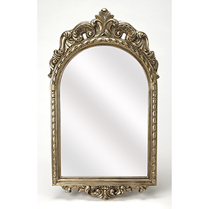 Butler Ophelia Champagne Wall Mirror