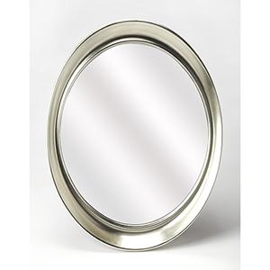 Butler Brancato Silver Wall Mirror