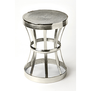 Butler Broussard Industrial Chic End Table
