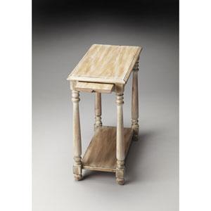 Devane Driftwood Chairside Table