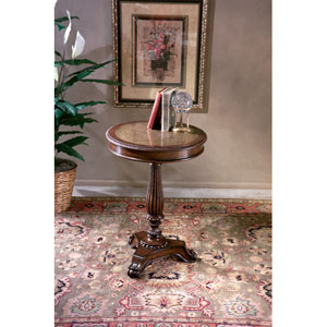 Heritage 28.5-Inch Round Pedestal Table