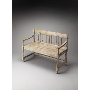 Cather Driftwood Bench