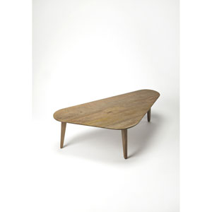 Solid Wood Cocktail Table