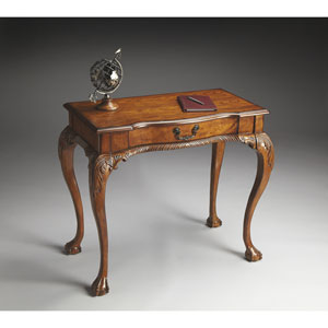 Masterpiece Vintage Oak Writing Desk