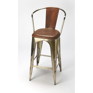 Roland Brown Barstool