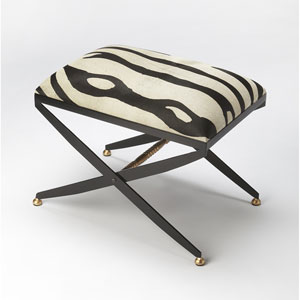 Liddy Cream Stool