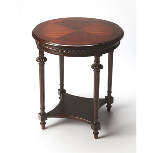Hellinger Plantation Cherry Lamp Table