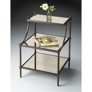 Metalworks Tiered Side Table