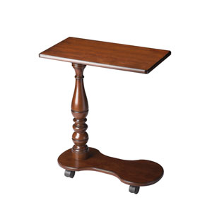 Plantation Cherry Mobile Tray Table
