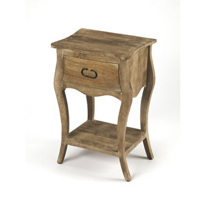 Rochelle Natural Nightstand
