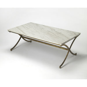 Pamina Travertine Cocktail Table