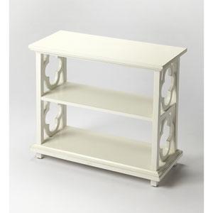 Paloma Cottage White Bookcase