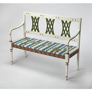 Butler Fawcett Alice In Wonderland Bench