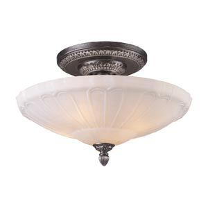 Restoration Semi-Flush Ceiling Light