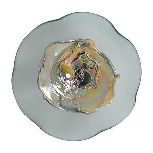 Gray Matte 21-Inch Wall Plate