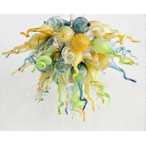 California Sunshine Multicolor Six-Light LED Chandelier