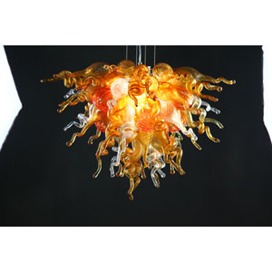 Mini Sunshine Chandelier