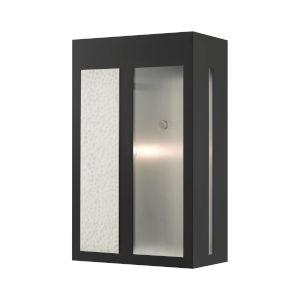 Lafayette Black One-Light Outdoor Wall Lantern