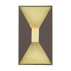 Lexford Bronze Two-Light ADA Wall Sconce