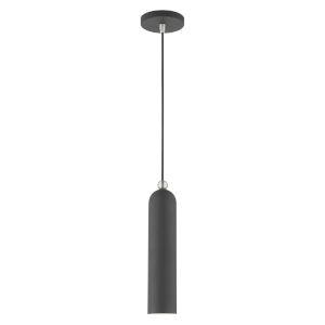 Ardmore Scandinavian Gray One-Light Mini Pendant