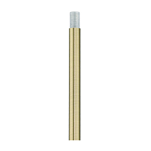 Accessories Antique Brass 12-Inch Length Rod Extension Stem