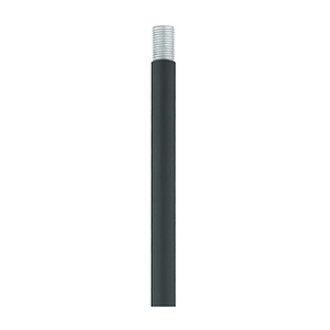 Accessories Black 12-Inch Length Rod Extension Stem
