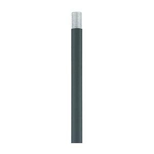 Accessories Scandinavian Gray 12-Inch Rod Extension Stem