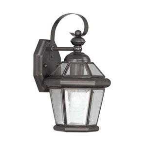 Georgetown Bronze One-Light Outdoor Fixture