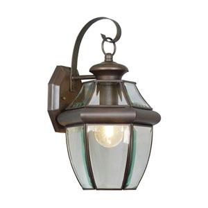 Monterey Bronze One-Light Outdoor Fixture