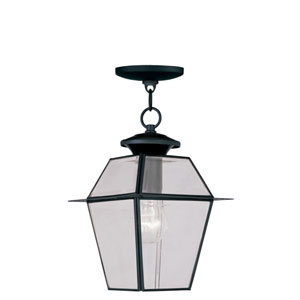 Westover Black Outdoor Pendant