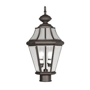 Georgetown Bronze Two-Light Outdoor Fixture