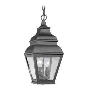 Exeter Two-Light Outdoor Hanging Pendant
