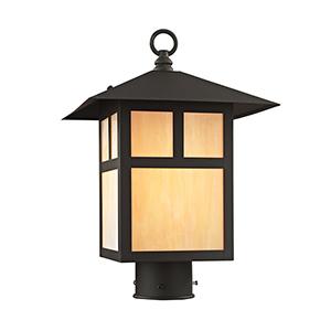Montclair Mission Bronze One-Light Outdoor Fixture