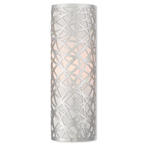 Allendale Polished Chrome 5-Inch One-Light Wall Sconce