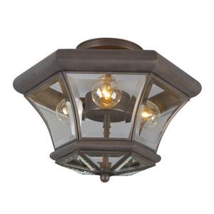 Fairfield Bronze Ceiling Light