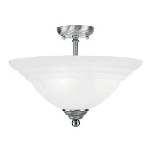 North Port Semi-Flush Ceiling Light