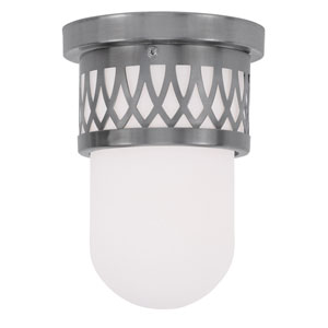 Westfield Brushed Nickel Single Light Ceiling Mount