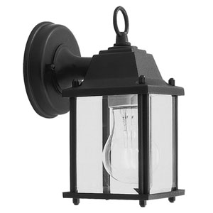 Outdoor Basics Black Outdoor Ceiling Mount