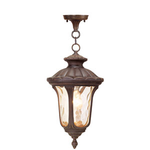 Oxford Bronze Outdoor Pendant