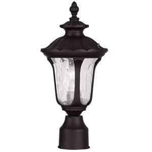 Oxford Bronze 15.5-Inch One Light Outdoor Post Head