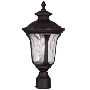 Oxford Bronze 19-Inch One Light Outdoor Post Head