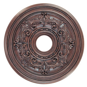 Imperial Bronze Ceiling Medallion