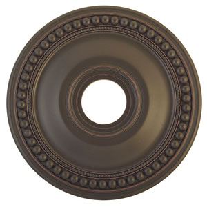 Wingate Olde Bronze 20-Inch Ceiling Medallion
