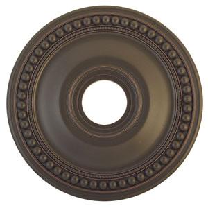 Wingate Olde Bronze 20-Inch Ceiling Medallion