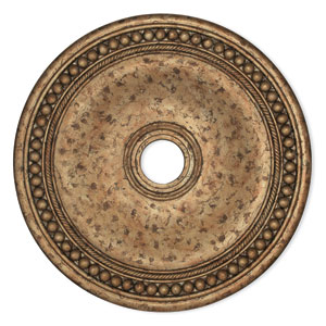 Wingate Hand Applied European Bronze 36-Inch Ceiling Medallion