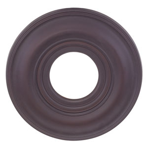 Bronze Smooth Ceiling Medallion