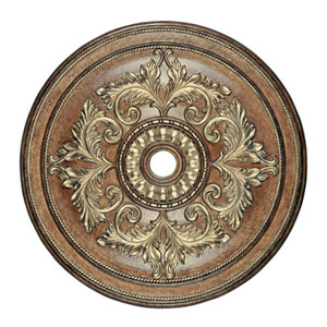 Venetian Patina Ceiling Medallion