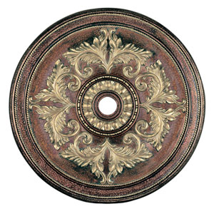 Palacial Bronze Ceiling Medallion